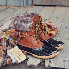 The Alpine Duck Boots: Alternate View #4