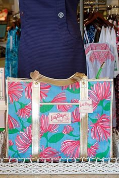 My newest purchase from the Lilly summer sale. Can't wait til it gets here!