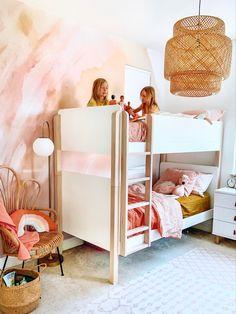 Boho Teen Bedroom, Girl Bedroom Walls, Bohemian Bedroom Decor, Teen Room Decor, Room Decor Bedroom, Modern Bedroom, Georgia, Small Bedroom Designs, Bohemian Girls