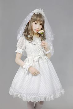 New Realease: Neverland Lolita ~My Sweet Wafer Biscuits~ Series: http://www.my-lolita-dress.com/newly-added-lolita-items-this-week/new-release-neverland-lolita-my-sweet-wafer-biscuits-lolita-op-dresses-two-version [Custom Sizing Available]