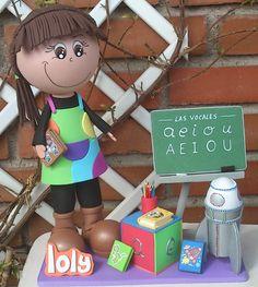 Loly - Profesora de educación infantil