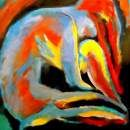 """Inner Light"" Expressionist Portraits, Gcse Art, Figurative Art, Van Gogh, Saatchi Art, Arts And Crafts, The Originals, Drawings, Saatchi Online"