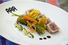 Restaurant les Clos de Paulilles, Port Vendres, Collioure, cuisine méditérannéenne