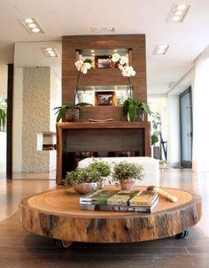 House interior design kitchen rustic ideas - New ideas Log Furniture, Furniture Makeover, Living Room Furniture, Living Room Decor, Furniture Design, Furniture Ideas, Modern Furniture, Interior Design Kitchen, Home Design