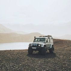 """1,248 Likes, 4 Comments - @landroverphotoalbum on Instagram: """"""""Oh yes, this sums up my needs in life"""" Source: @gearminded #landrover #Defender110csw…"""""""