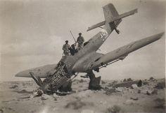 German WW 2 Stukka