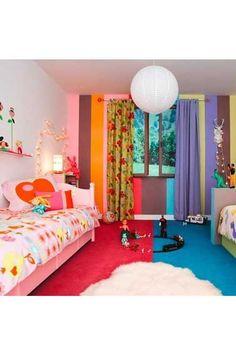 Der findes utrolig mange muligheder, gode ideer og løsninger når børn skal dele værelse. Mama.dks boligblogger Katrine Aa inspirerer.
