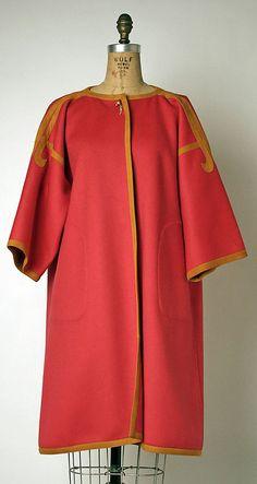 Coat - Bonnie Cashin 1966