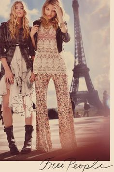 Free People January 2011 | Who Designed It?