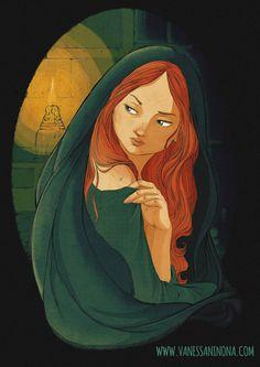 Lady Sansa by Vanessa-Ninona