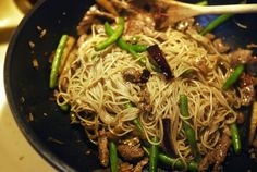 uyghur style noodles Recipe  spicetrekkers.com