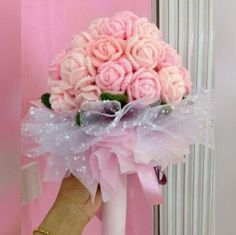 Crochet Bouquet da sposa