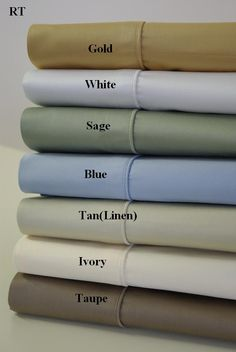 CalKing Waterbed Solid 450 Thread count 100% Egyptian cotton Sheet sets (unattached) $74.99 www.scotts-sales.com