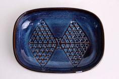 Mid Century Large Danish Dish / Bowl - Søholm