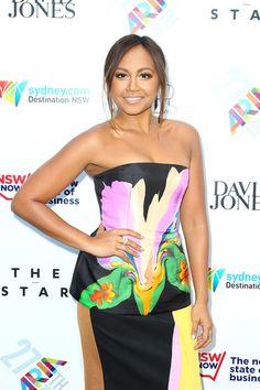 Jessica Mauboy Photos Photos - Jessica Mauboy arrives at the 27th Annual ARIA Awards 2013 at the Star on December 1, 2013 in Sydney, Australia. - 27th Annual ARIA Awards 2013 - Arrivals