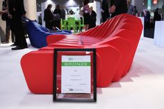 #WINNER Cliffy 2000 by #SIXINCH at #IIDEX  2013 #design #furniture #toronto #interiordesign #innovation
