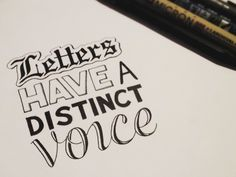 Hand Lettering Quotes Pt. 2 on Behance