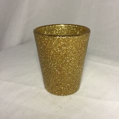 Glittered Glass Shot Glasses - Many Colors -Custom Orders - Perfect for your Christmas and New Years Parties! Great Stocking Stuffer - Girls Night - Birthdays -