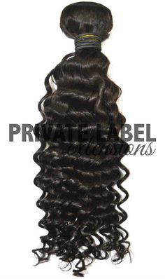 Brazilian Deep Wave Sew-In Extensions Wholesale