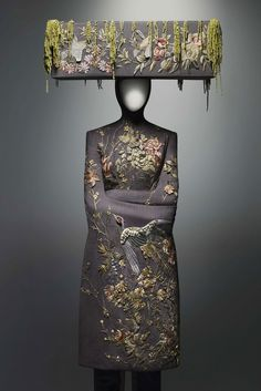 The Alexander McQueen : Savage Beauty book out on April 30th | Arrogance Is Bliss