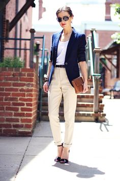 Classy and fabulous: Blue My Mind