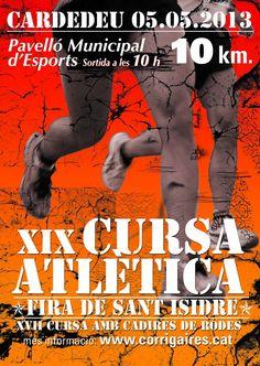 XIX Cursa Atlètica Fira de Sant Isidre
