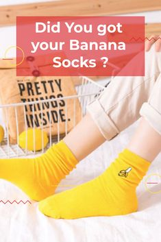 Unisex socks featuring a pair of Banana, Avocado, Peach and Cherry athletic socks. Perfect Image, Perfect Photo, Love Photos, Cool Pictures, Rainbow Socks, Athletic Socks, Designer Socks, I Cool, Scarf Hairstyles