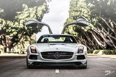 Mercedes SLS AMG Black Series | Flickr - Photo Sharing!
