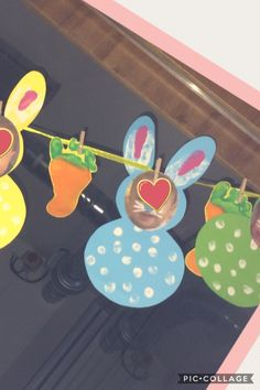 Easter Arts And Crafts, Spring Crafts, Diy And Crafts, Crafts For Kids, Toddler Art Projects, Craft Projects, Vegetable Crafts, Easter 2018, Daycare Crafts