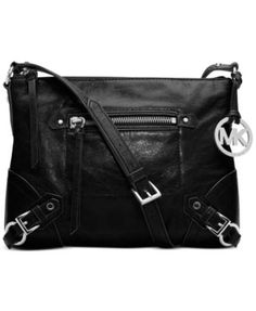 MICHAEL Michael Kors Fallon Messenger Bag - Handbags & Accessories - Macy's