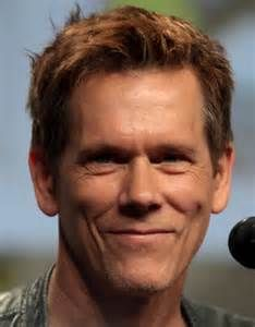 The Kevin Bacon smile
