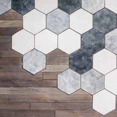 "92 Likes, 5 Comments - Delta Faucet Canada (@deltafaucetcan) on Instagram: ""From hexagonal tiles for floors and backsplashes to sharp-angled faucets and other fixtures,…"""