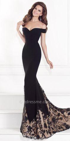 Orva Evening Dress By Tarik Ediz
