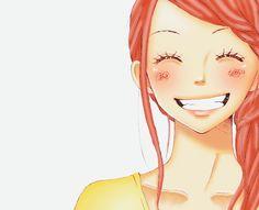 anime, risa chun, lovely complex