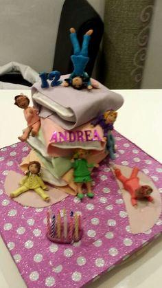 Para mi dulce hija Andrea