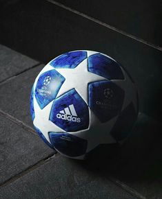 The new UCL ball release today Uefa Football, Adidas Football, Football Shoes, Football Fans, Football Players, Soccer Gear, Soccer Cleats, Soccer Ball, Adidas Cleats