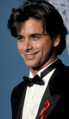 John Stamos, Dimples, Abraham Lincoln