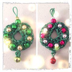 Wreath Christmas Rainbowloom