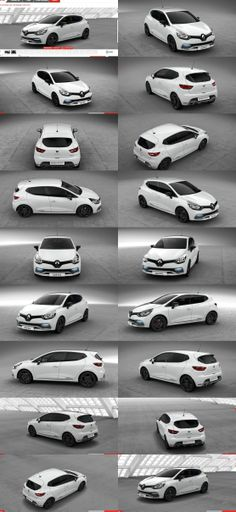 Car-Revs-Daily.com Builds a 2014 Renault Clio RS 200 EDC Lux 31