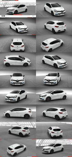 Car-Revs-Daily.com Builds a 2014 Renault Clio RS 200 EDC Lux 31