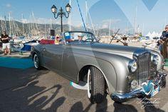 Bentley Continental S1 de 1957 à Saint-Jean-Cap-Légendes édition 2015 - Concours d'élégance en Automobile - 1945 à 19