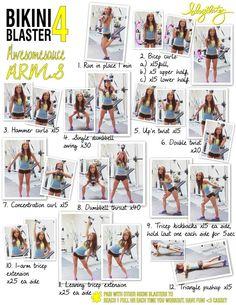 Bikini Blaster 4: Awesome Arms