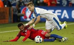 England are unbeaten but two draws and a slender victory, with just three goals scored in total, has left them in second place with a last-16 tie next Monday in Nice against the runners-up in Group F.