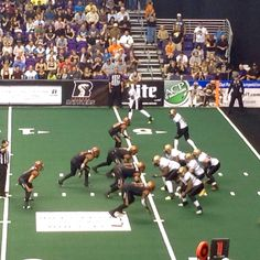 Rattlers and Outlaws Arena Football