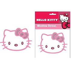 Hello Kitty Sanrio Face Head with Pink Bow and Pink Gem Crystals Car Truck SUV Home Office Window Decal Sticker - Cling Bling - http://www.caraccessoriesonlinemarket.com/hello-kitty-sanrio-face-head-with-pink-bow-and-pink-gem-crystals-car-truck-suv-home-office-window-decal-sticker-cling-bling/  #Bling, #Cling, #Crystals, #Decal, #Face, #Head, #Hello, #Home, #Kitty, #Office, #Pink, #Sanrio, #Sticker, #Truck, #Window #Hello-Kitty