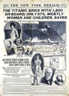Read about the Laroche family, the only black people on board the Titanic.