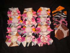 48pc Baby Shower Dirty Diaper Game Jungle Safari Theme on Etsy, $19.99