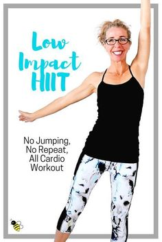 Quick BURN 10 Minute Low Impact Cardio HIIT | Burn 100 Calories in 10 Minutes without Jumping ... This little ten minute gem is TOUGH! It packs the punch of a workout at least twice its size – revving up your metabolism, toning your body and working your