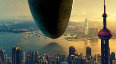 Hong Kong netizens rage over Hollywood film 'Arrival' poster blunderThe poster that started it all.  Image: @geekcrusade/twitter  By Alicia Tan2016-08-22 04:54:21 UTC  Uh oh. It looks like promotion for Denis Villeneuves latest sci-fi blockbuster Arrival is off to a rough start in Asia.  The Paramount-distributed movie which stars Hollywood heavyweights Amy Adams Forest Whitaker and Jeremy Renner released several posters on the movies Facebook page on Tuesday but an error on one of them has…