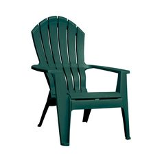 Adams Adirondack Chair 250 Lb. Green(8371 16 3700)   Adirondack